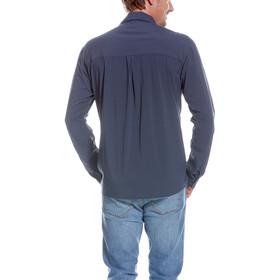 Tatonka Sejo Chemise manches longues Homme, deep blue